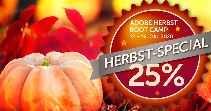 Adobe Herbst Boot Camp 2020