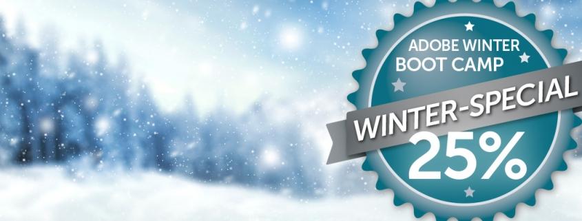 PIXELGYM Adobe Winter Boot Camp Visual